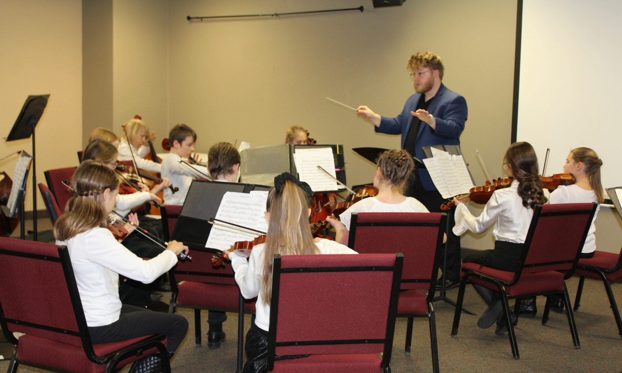 Cannon Valley Youth Orchestra